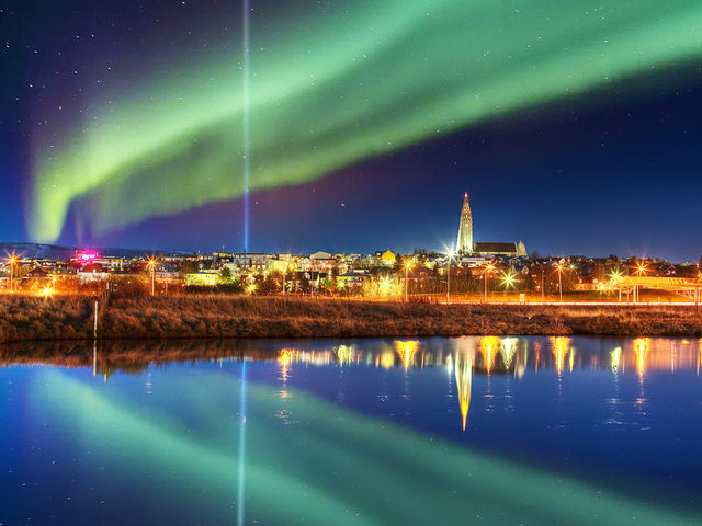 The capital of Iceland is Reykjavik!