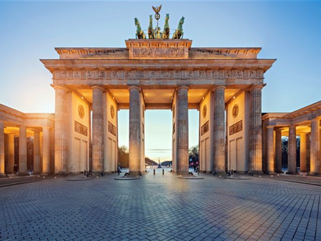 What is the capital of Germany?