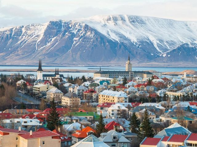 What is the capital of Iceland?