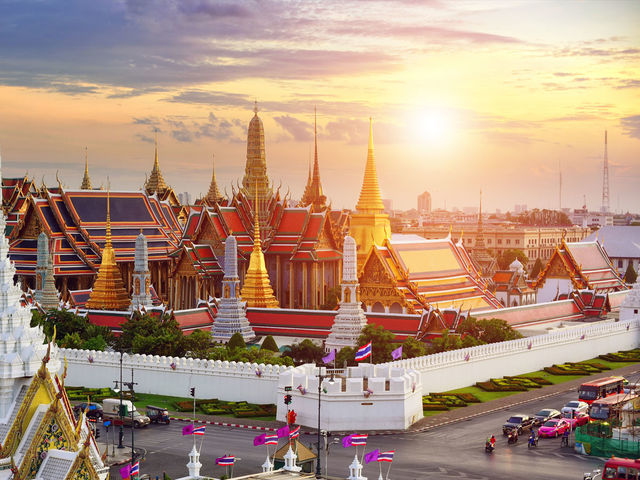 The capital of Thailand is Bangkok!