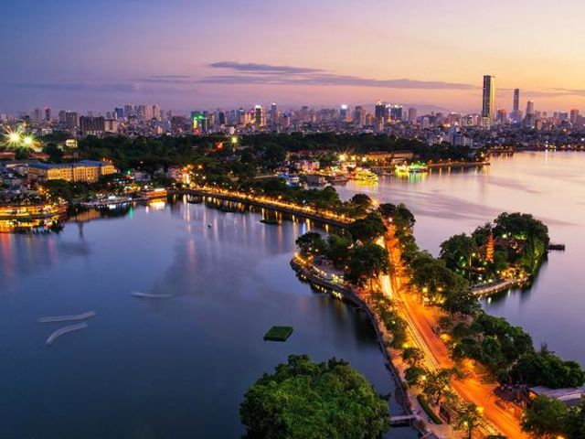 What is the capital of Vietnam?