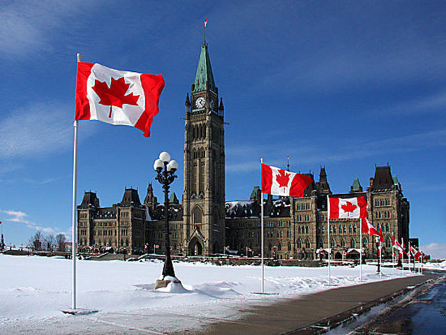 The capital of Canada is Ottawa!