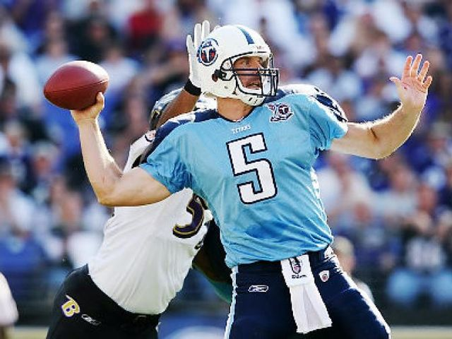 Did Kerry Collins make it to a Conference Championship?