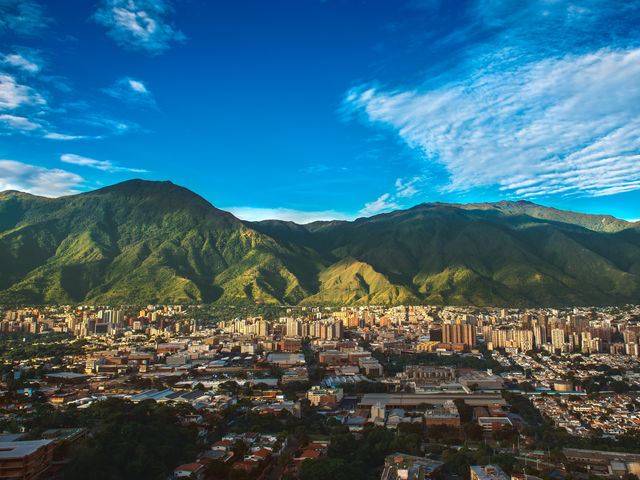 What is the capital of Venezuela