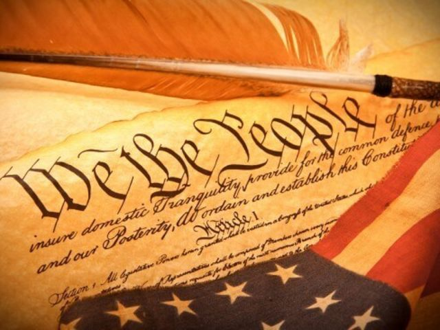 The Declaration of Independence was signed by 56 men from 13 colonies.