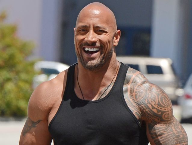 "Which sign was Dwayne ""The Rock"" Johnson born under?"