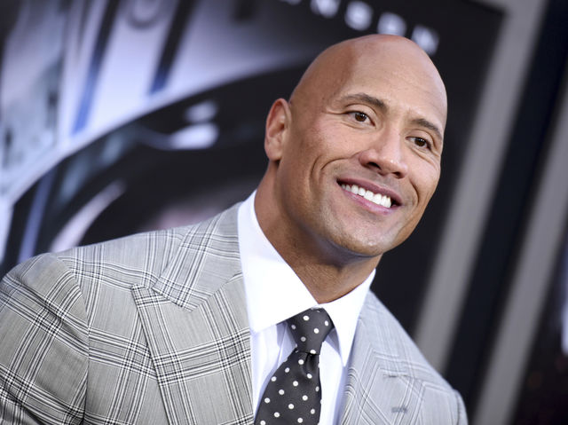 The Rock is a Taurus! Other Taurus celebrities include George Clooney, Tina Fey, and Adele!