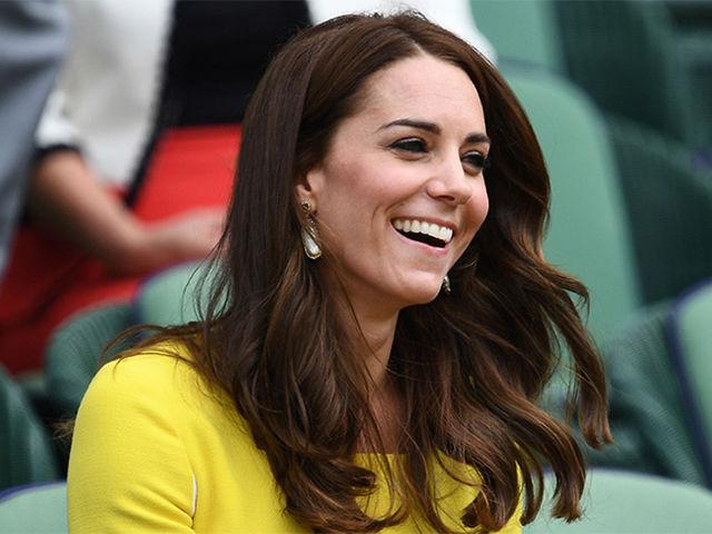 Kate Middleton is a Capricorn! Other Capricorn celebrities include Jim Carrey, Tiger Woods, and Elvis Presley!