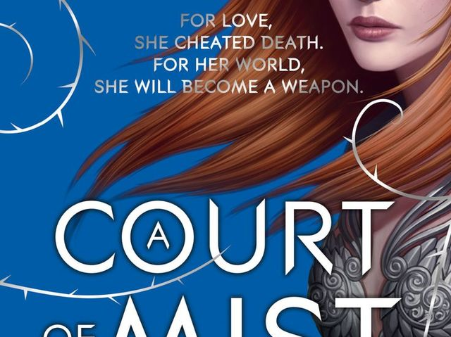 Toughie! This one was Sarah J. Maas' 'A Court of Mist and Fury'