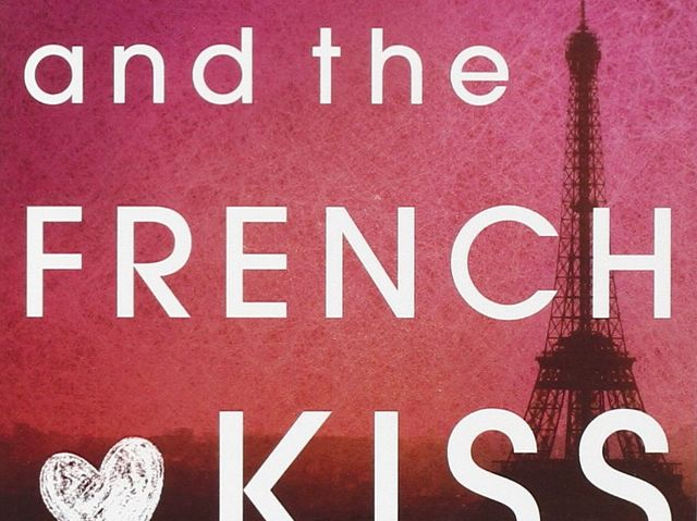 It's delightful Stephanie Perkins' 'Anna and the French Kiss'!
