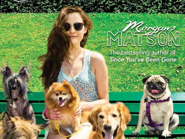 Did the dogs give it away? It was 'The Unexpected Everything' by Morgan Matson