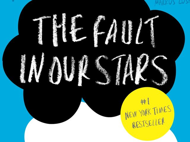 It was John Green's classic, 'The Fault In Our Stars'