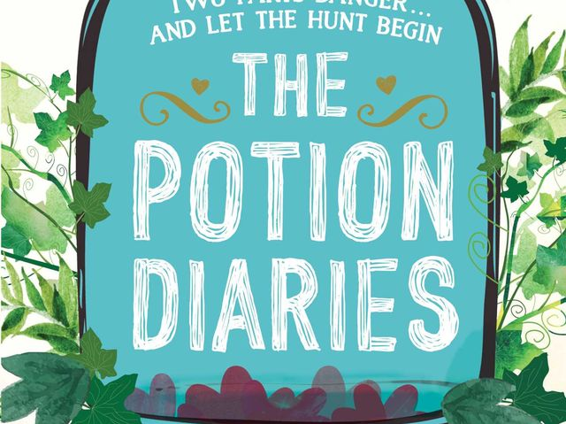 It was Amy Alward's fab Zoella Book Club pick 'The Potion Diaries'!