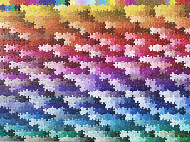 How many pieces make up this puzzle?