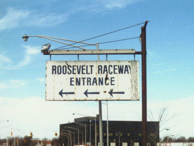 When Roosevelt Raceway closed, the International Trot was moved to Yonkers. What year was the race ran at Yonkers for the first time?