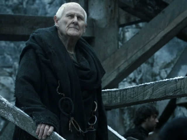 A copper link in a maester's chain signifies the study of what?