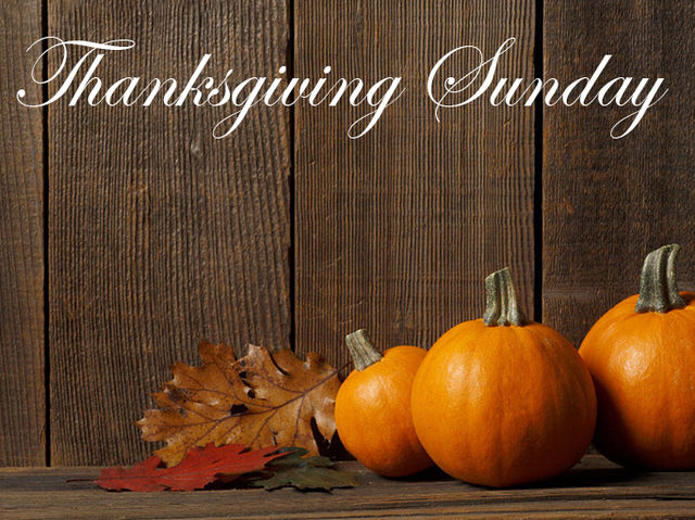 In ____________, Thanksgiving dinner is eaten on either Sunday or Monday.