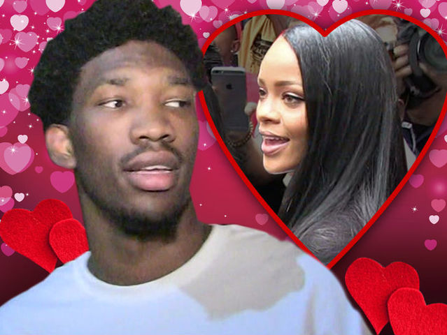 What pop star has Embiid sought after on social media?