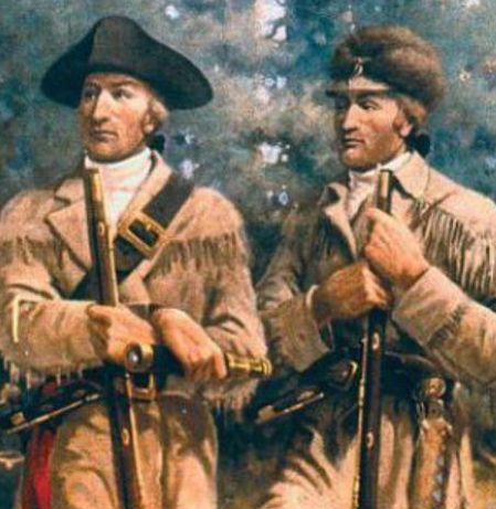 Meriwether Lewis y William Clark
