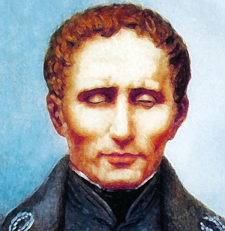 Braille (Louis Braille)