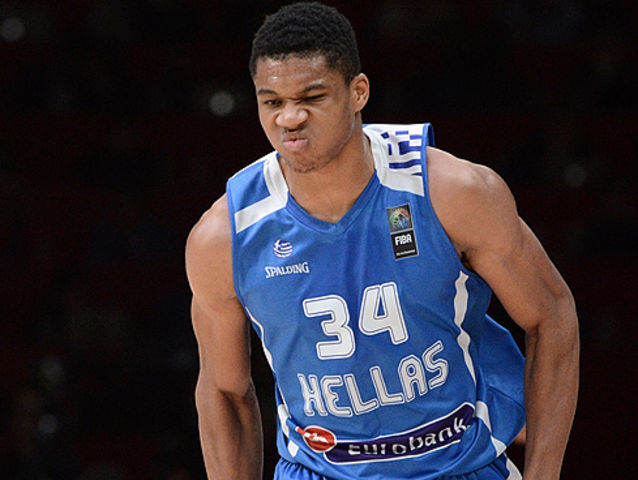 Giannis was born in Athens, but didn't receive Greek citizenship until what age?