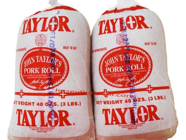 Whether you call it Taylor Ham or pork roll, it's a New Jersey staple and was invented in New Jersey. Which of these foods has the LEAST number of calories in a serving of 1½ ounces?