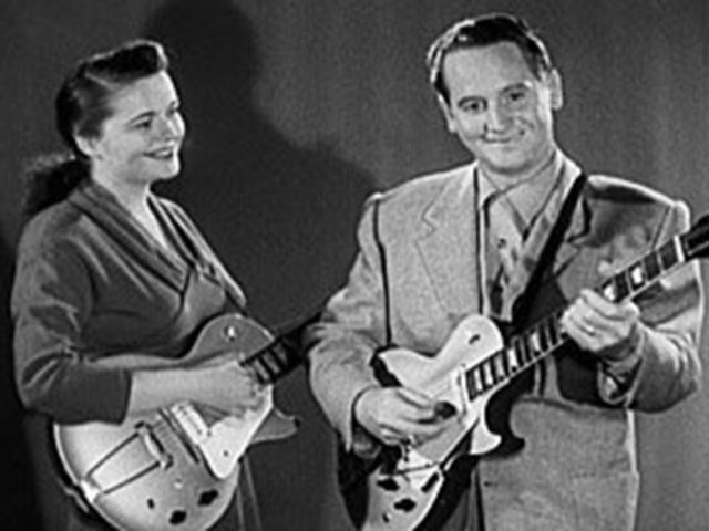 Lester William Polfuss (Les Paul to most of us) was experimenting in his Mahwah apartment in the 1940s and eventually invented: