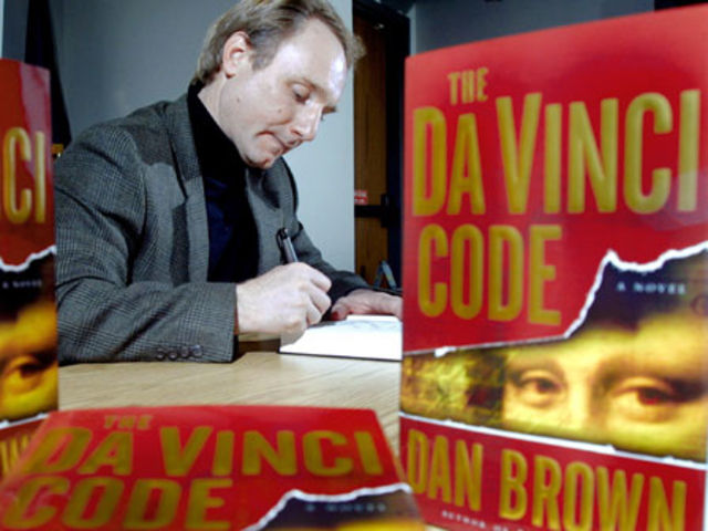 What made the Lebanese government take issue with Dan Brown's The Da Vinci Code?