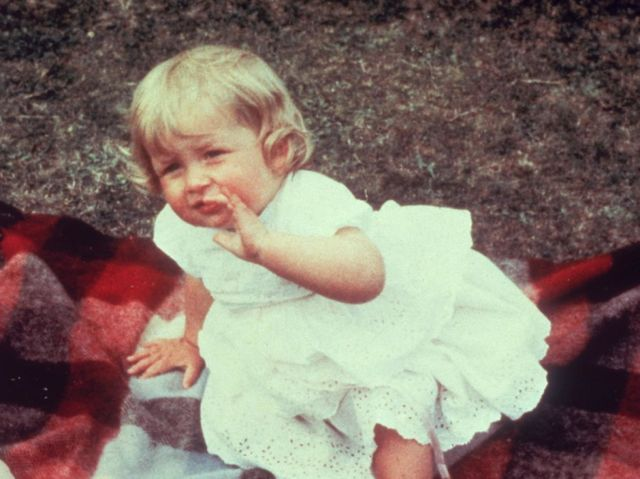 What year was Diana born?