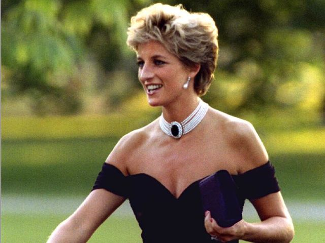 "True. Diana's lost her title ""Royal Highness"" after the Divorce."