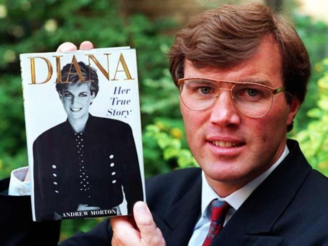 "The shocking book ""Diana: Her True Story"" was published in what year?"