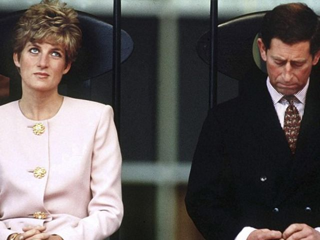 When the royal couple officially divorced in 1996, Princess Diana lost her title 'Her Royal Highness'.