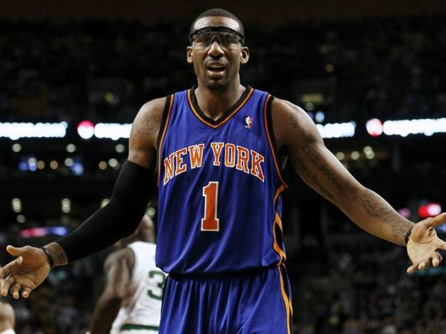 Is Amar'e Stoudemire still in the league?