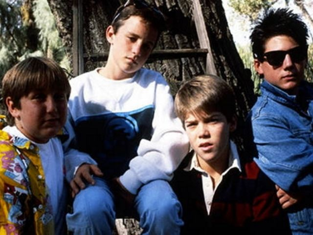 "Who is the leader of the club known as the ""Monster Squad""?"