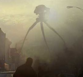 "Final battle scene in 2005 movie ""War of the Worlds"""