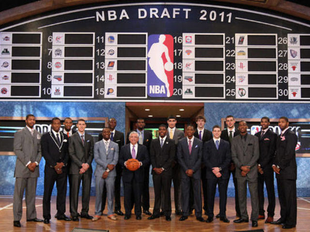 Who went 2nd overall in the 2011 NBA Draft?