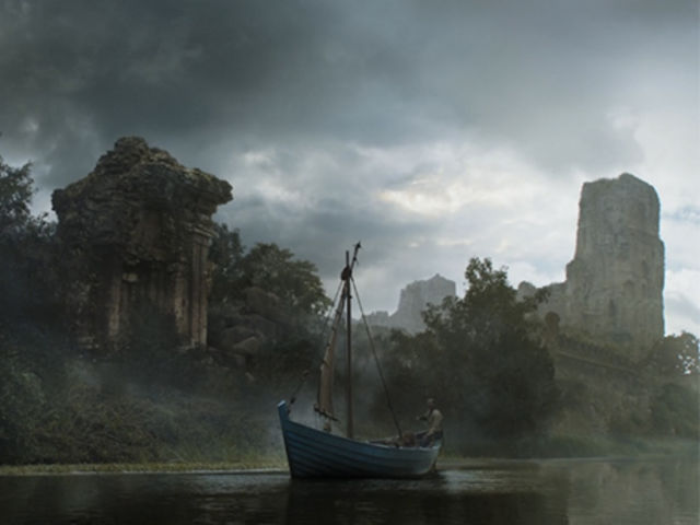 Answer: The Ruins of Old Valyria!