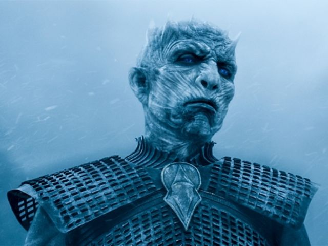 TRUE or FALSE: The Night King and The Night's King is the same person.