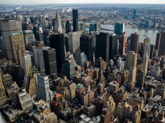 Which company announced this week that they will be opening a new administrative office in Manhattan?