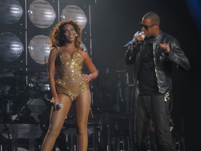 Beyonce will be performing alongside her husband, Jay-Z, on Oct. 17 at the Barclays Center in Brooklyn.