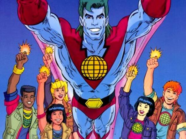 Which is NOT one of powers granted by the rings in Captain Planet?