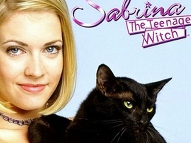 What's the name of Sabrina's cat in Sabrina the Teenage Witch?