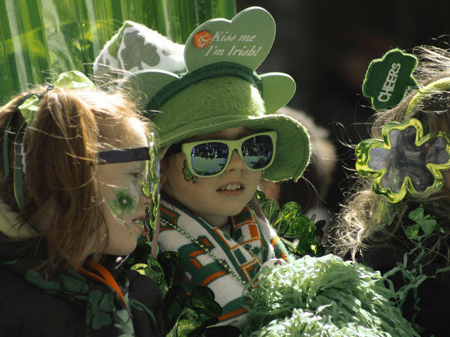 The NYC St. Patrick's Day Parade will take place on March 17th. What time does the parade start?