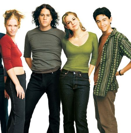 10 Things I Hate about You - 10 cosas que odio sobre ti.