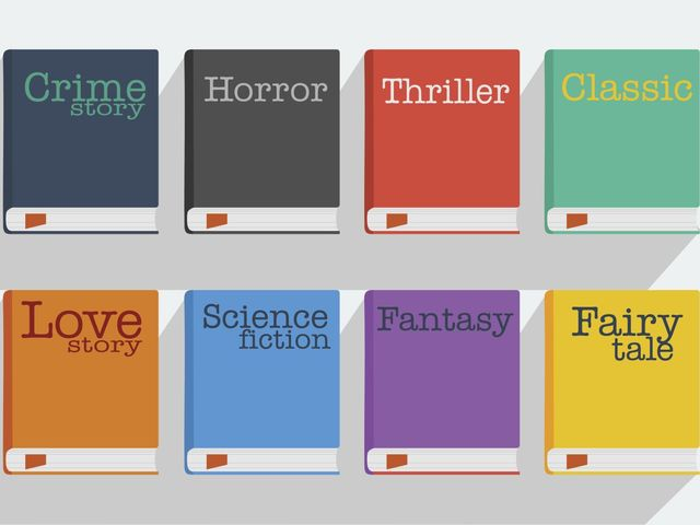 "Where does the word ""genre,"" like categories of literature, come from?"