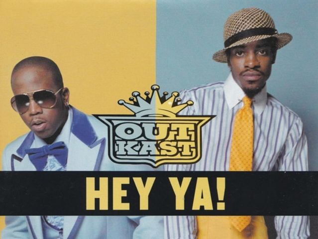 Hey Yah by OutKast