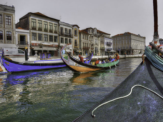 Aveiro - The Venice of Portugal