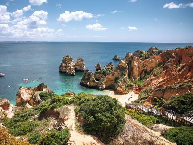 The Algarve - Portugal