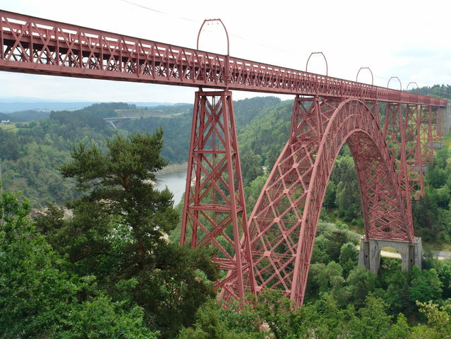 Garabit Viaduc in France