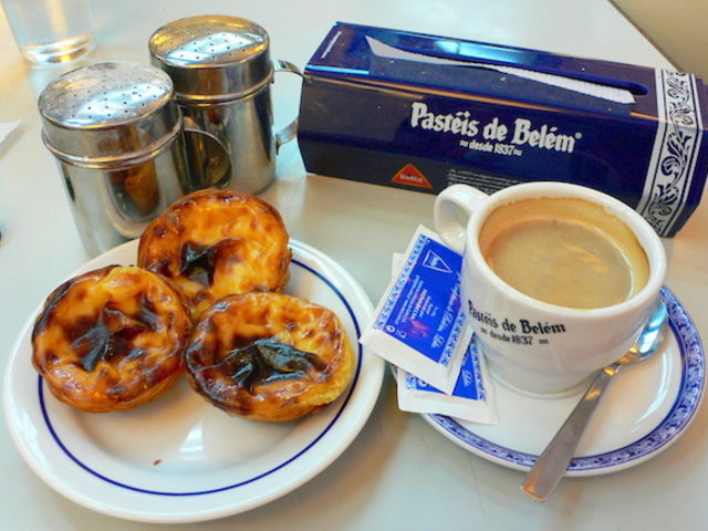 Pasteis de Nata from Portugal <3